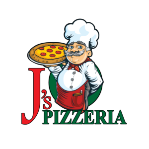 Js Pizza custom logo