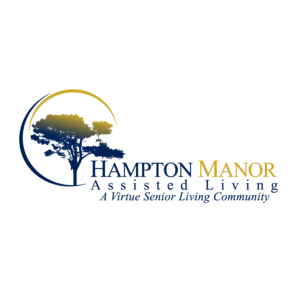Hampton Manor custom logo creation